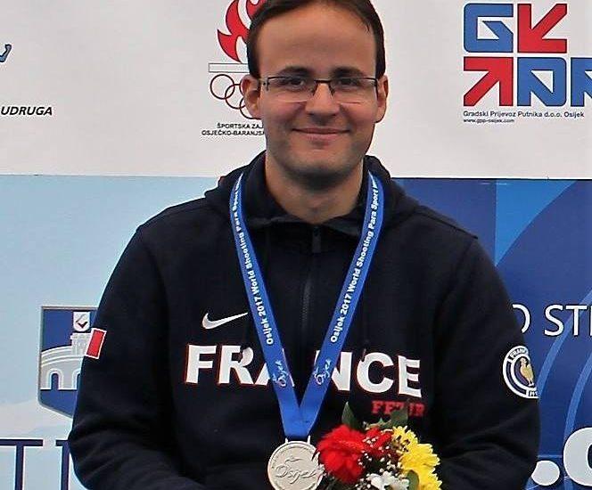 Trois nouvelles médailles dans les bagages du champion nolaytois Cédric FEVRE