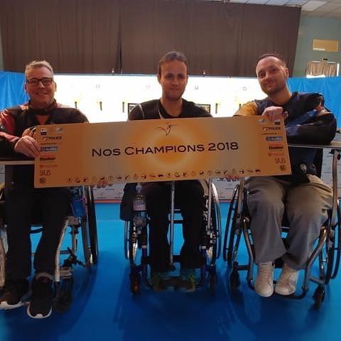 Cédric Fèvre conserve son titre de champion de France